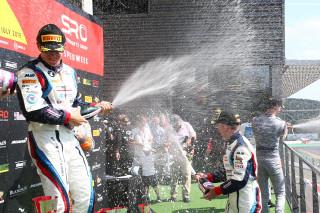 British GT-4 Championship Spa Francorchamps 2018
