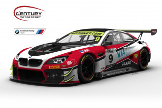 British GT4 Champs Century Motorsport step up to GT3 with Mitchell and Willmott