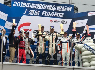 Jack wins China GT-4 Championship to complete a fantastic year