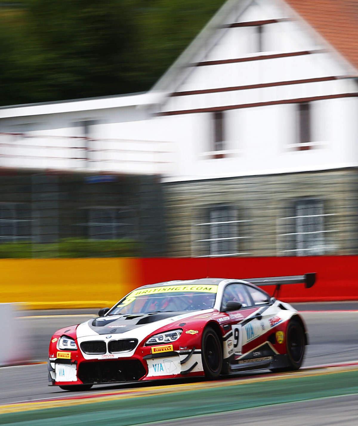 Jack Mitchell Racing